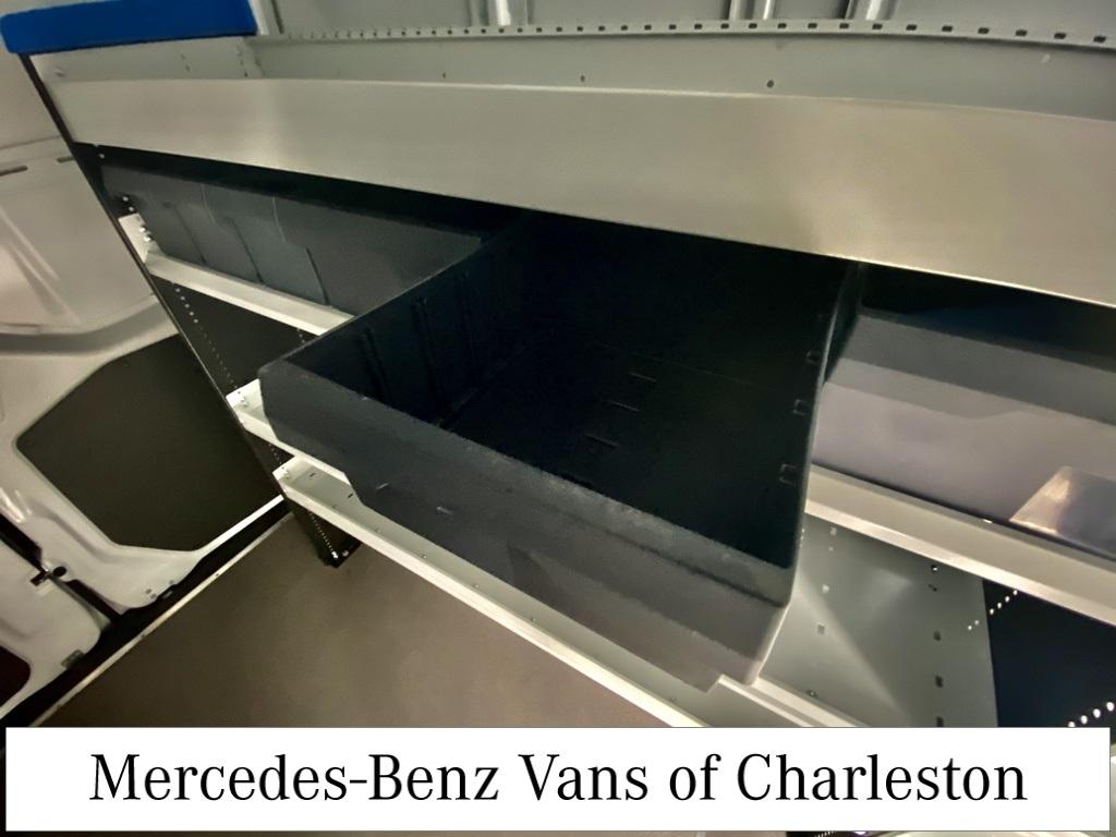 2019 Mercedes-Benz Sprinter 1500 Standard Roof 4x2, Sortimo ProPaxx General Service Upfitted Cargo Van #MB10038 - photo 5