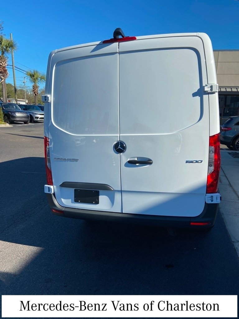 2019 Mercedes-Benz Sprinter 1500 Standard Roof 4x2, Sortimo ProPaxx General Service Upfitted Cargo Van #MB10038 - photo 15