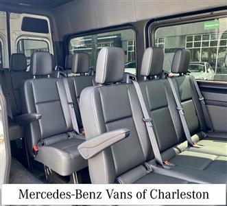 2019 Mercedes-Benz Sprinter 2500 Standard Roof 4x2, Passenger Van #MB10070 - photo 19