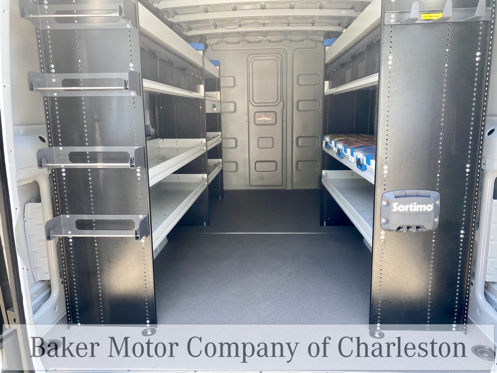2019 Mercedes-Benz Sprinter 2500 Standard Roof 4x2, Sortimo Upfitted Cargo Van #MB10129 - photo 1