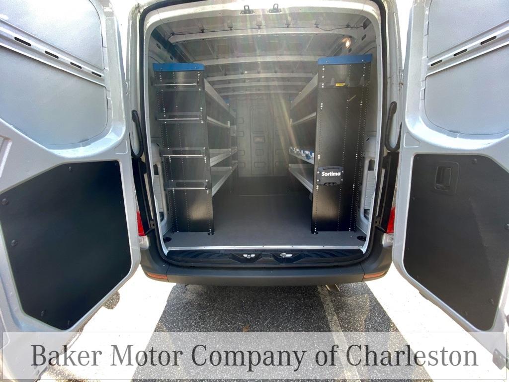 2019 Mercedes-Benz Sprinter 4x2, Sortimo ProPaxx General Service Upfitted Cargo Van #MB10129 - photo 10