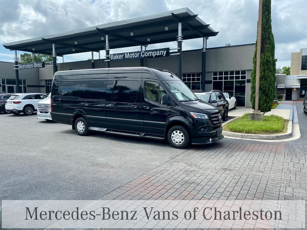 2019 Mercedes-Benz Sprinter 3500 High Roof 4x2, Midwest Automotive Designs Professional Series Limo Other/Specialty #MB10155 - photo 4