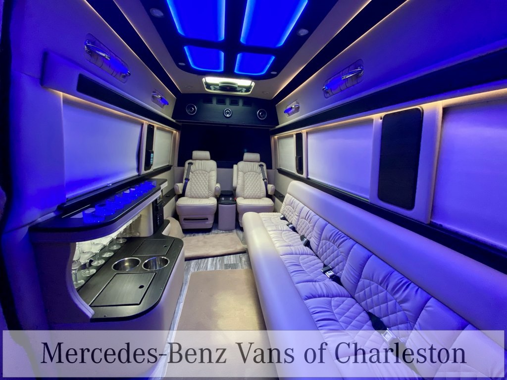 2019 Mercedes-Benz Sprinter 3500 High Roof 4x2, Midwest Automotive Designs Professional Series Limo Other/Specialty #MB10155 - photo 31