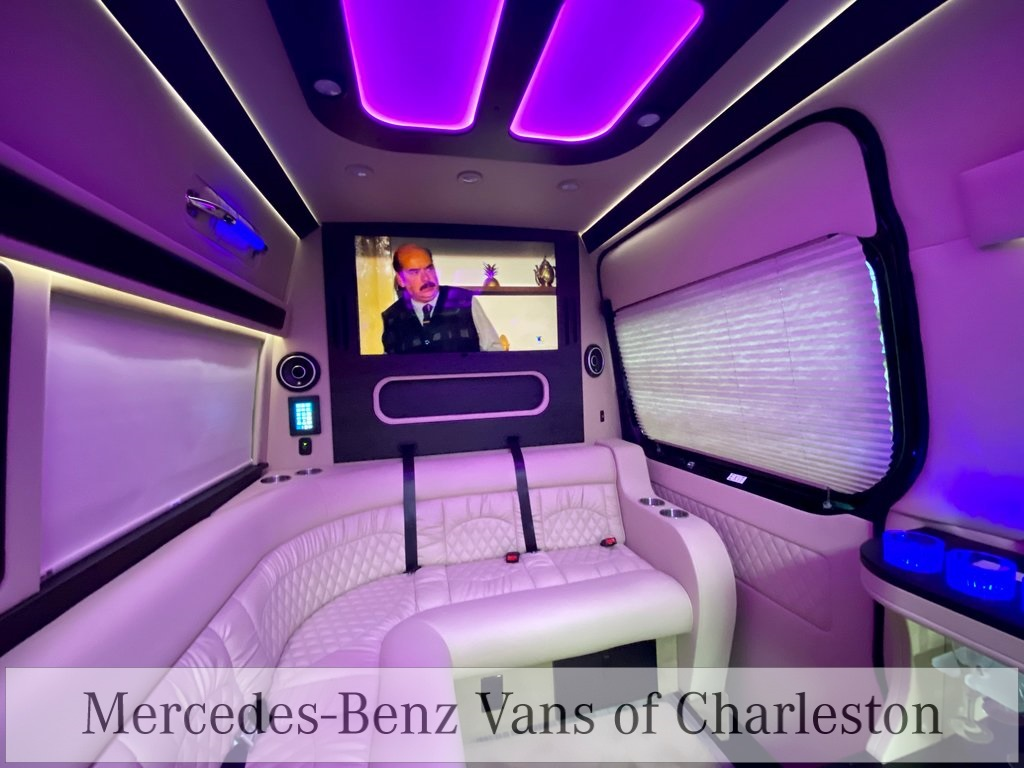 2019 Mercedes-Benz Sprinter 3500 High Roof 4x2, Midwest Automotive Designs Professional Series Limo Other/Specialty #MB10155 - photo 20