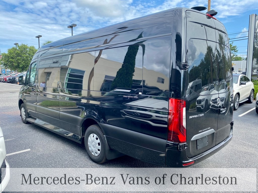 2019 Mercedes-Benz Sprinter 3500 High Roof 4x2, Midwest Automotive Designs Professional Series Limo Other/Specialty #MB10155 - photo 3