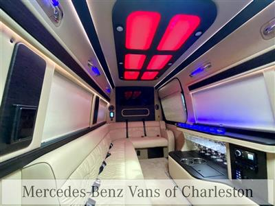 2019 Mercedes-Benz Sprinter 3500 High Roof 4x2, Midwest Automotive Designs Professional Series Limo Other/Specialty #MB10155 - photo 18