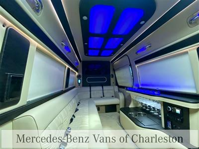 2019 Mercedes-Benz Sprinter 3500 High Roof 4x2, Midwest Automotive Designs Professional Series Limo Other/Specialty #MB10155 - photo 11