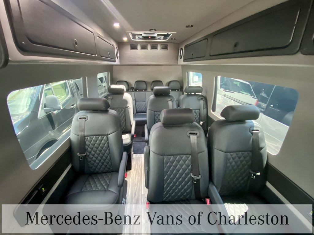 2019 Mercedes-Benz Sprinter 3500 4x2, Midwest Automotive Designs Executive Shuttle Other/Specialty #MB10156 - photo 2