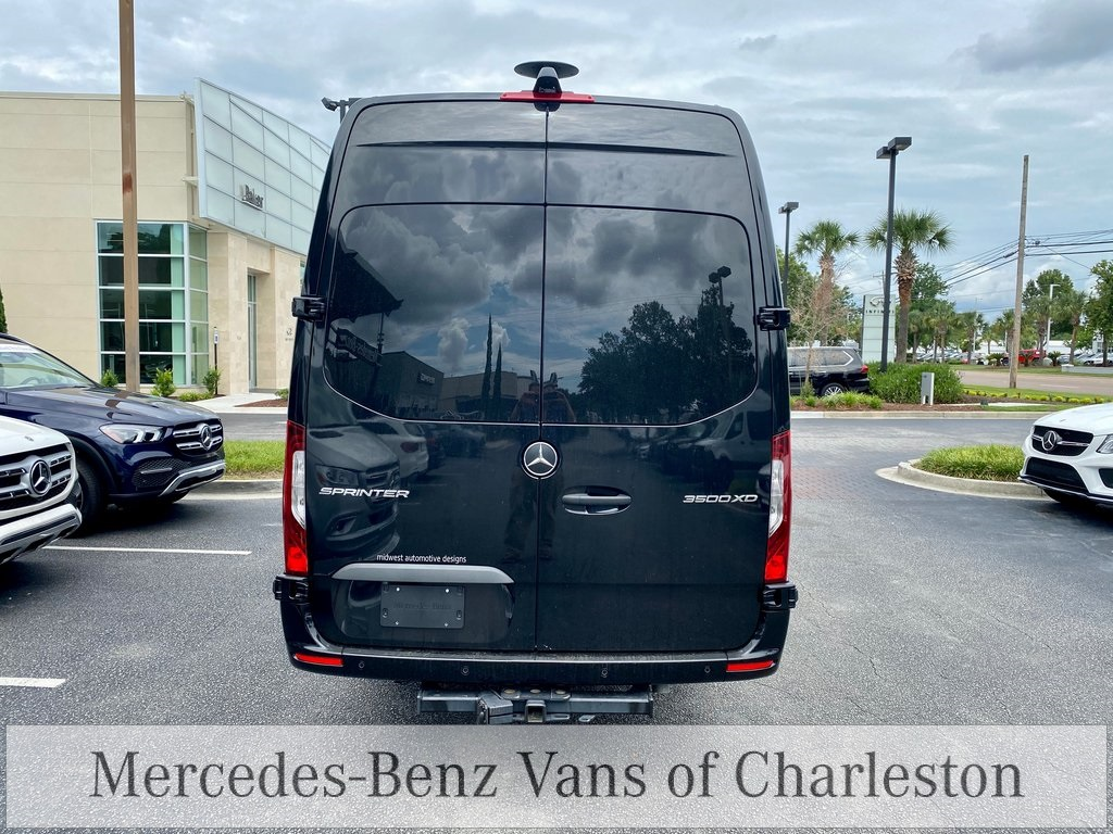 2019 Mercedes-Benz Sprinter 3500 4x2, Midwest Automotive Designs Executive Shuttle Other/Specialty #MB10156 - photo 14