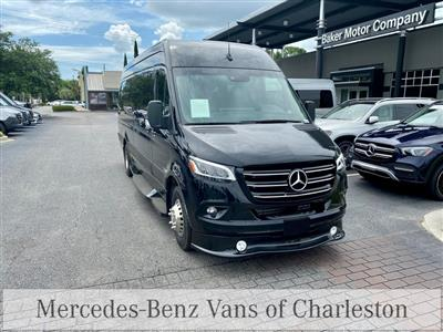 2019 Mercedes-Benz Sprinter 3500 4x2, Midwest Automotive Designs Executive Shuttle Other/Specialty #MB10156 - photo 6
