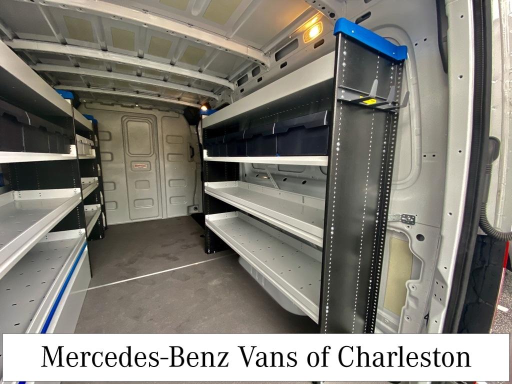 2019 Mercedes-Benz Sprinter 1500 Standard Roof 4x2, Sortimo Upfitted Cargo Van #MB10169 - photo 4