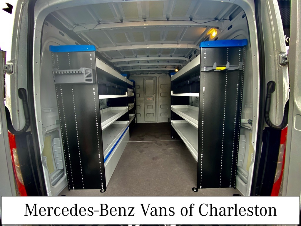 2019 Mercedes-Benz Sprinter 1500 Standard Roof 4x2, Sortimo Upfitted Cargo Van #MB10169 - photo 1
