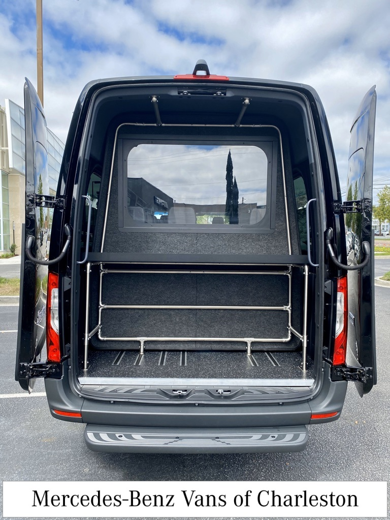 2019 Mercedes-Benz Sprinter 3500XD 4x2, Driverge Smartliner Passenger Van #MB10282 - photo 13