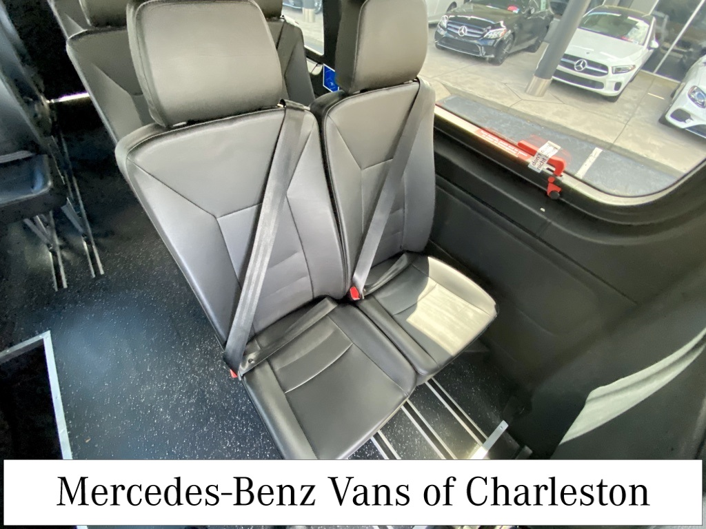 2019 Mercedes-Benz Sprinter 3500XD 4x2, Driverge Smartliner Passenger Van #MB10282 - photo 19