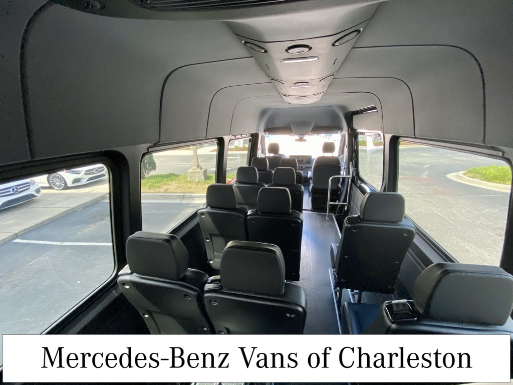 2019 Mercedes-Benz Sprinter 3500XD 4x2, Driverge Smartliner Passenger Van #MB10282 - photo 20