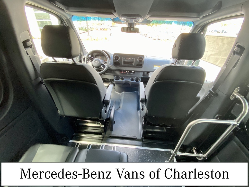 2019 Mercedes-Benz Sprinter 3500XD 4x2, Driverge Smartliner Passenger Van #MB10282 - photo 21