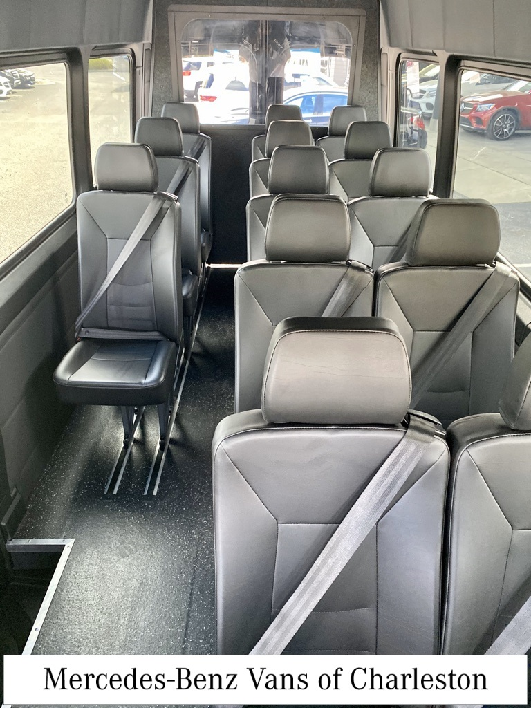 2019 Mercedes-Benz Sprinter 3500XD 4x2, Driverge Smartliner Passenger Van #MB10282 - photo 30