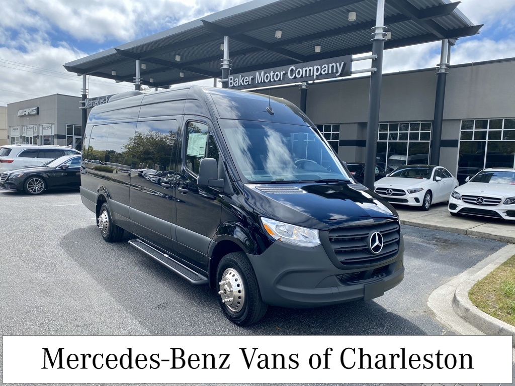 2019 Mercedes-Benz Sprinter 3500XD 4x2, Driverge Smartliner Passenger Van #MB10282 - photo 6