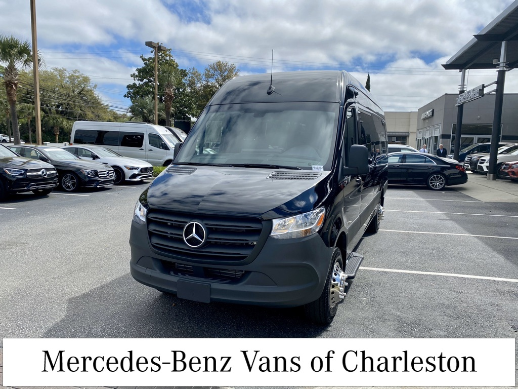 2019 Mercedes-Benz Sprinter 3500XD 4x2, Driverge Smartliner Passenger Van #MB10282 - photo 7