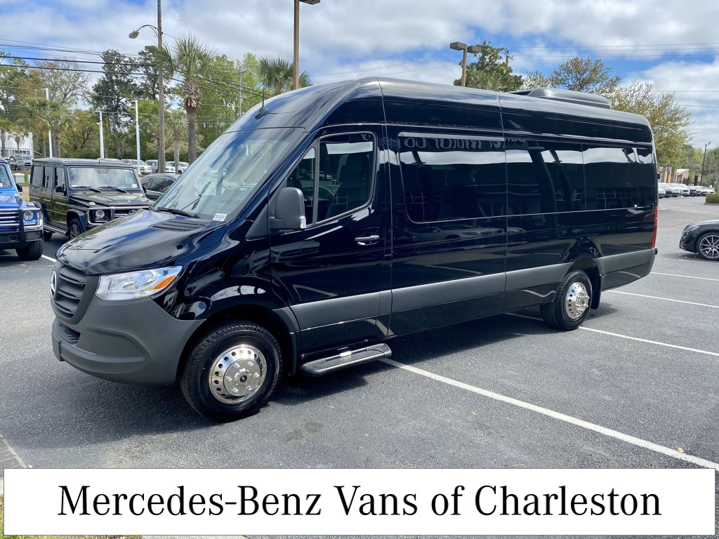 2019 Mercedes-Benz Sprinter 3500XD 4x2, Driverge Smartliner Passenger Van #MB10282 - photo 1