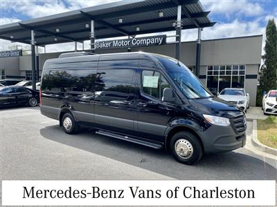 2019 Mercedes-Benz Sprinter 3500XD 4x2, Driverge Smartliner Passenger Van #MB10282 - photo 3
