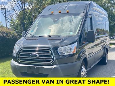 2015 Ford Transit 350 DRW, Passenger Van #MB10282A - photo 1