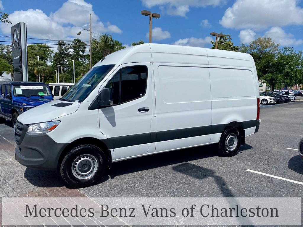 2020 Mercedes-Benz Sprinter 2500 4x2, Empty Cargo Van #MB10362 - photo 1