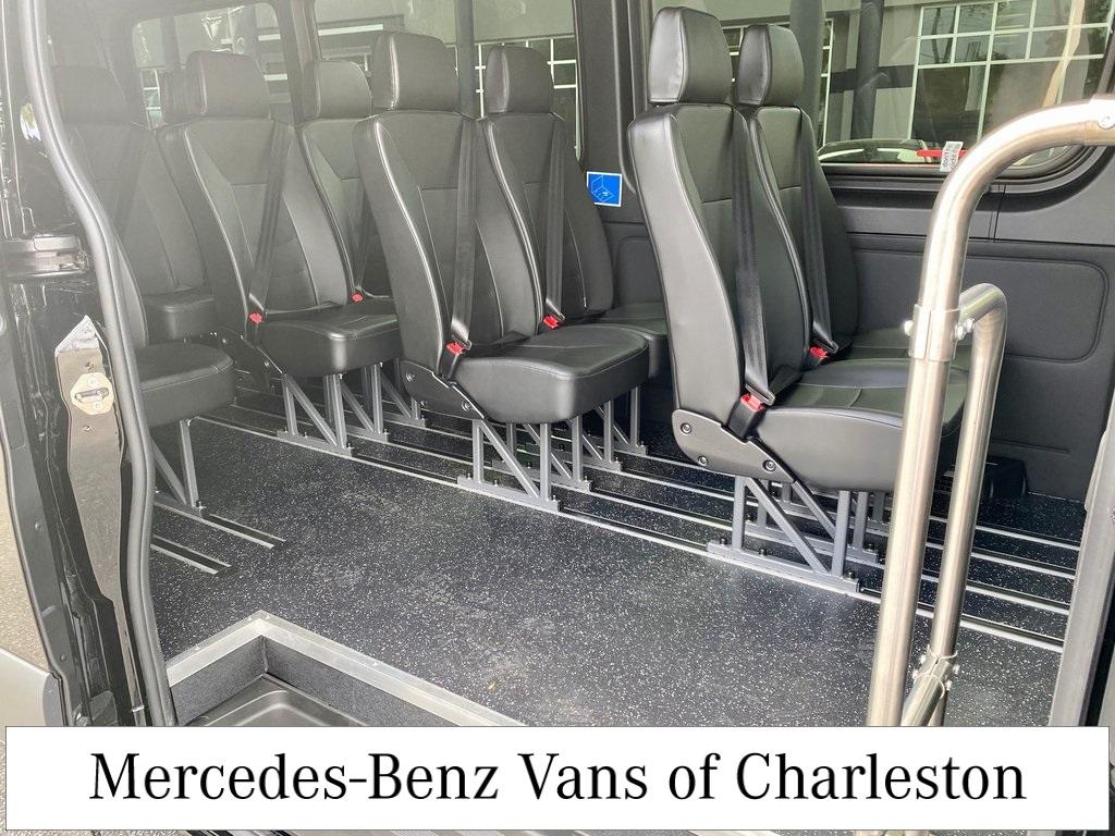 2019 Mercedes-Benz Sprinter 3500 High Roof 4x2, Driverge Passenger Wagon #MB10372 - photo 1