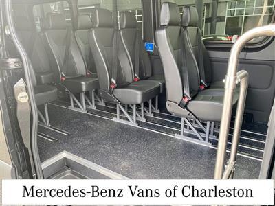 2019 Mercedes-Benz Sprinter 3500 High Roof 4x2, Driverge Smartliner Passenger Van #MB10372 - photo 2