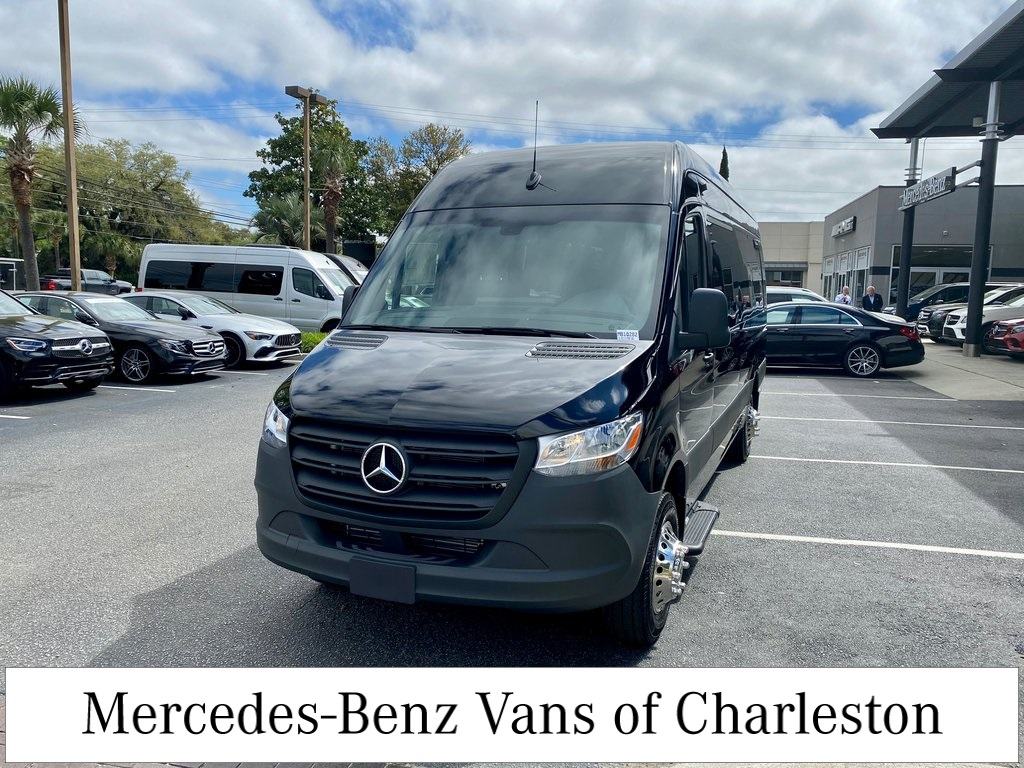 2019 Mercedes-Benz Sprinter 3500 High Roof 4x2, Driverge Smartliner Other/Specialty #MB10387 - photo 1