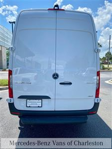 2020 Mercedes-Benz Sprinter 2500 4x4, Empty Cargo Van #MB10408 - photo 8