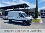 2020 Mercedes-Benz Sprinter 2500 4x4, Empty Cargo Van #MB10408 - photo 3