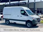2020 Mercedes-Benz Sprinter 2500 4x4, Empty Cargo Van #MB10408 - photo 4