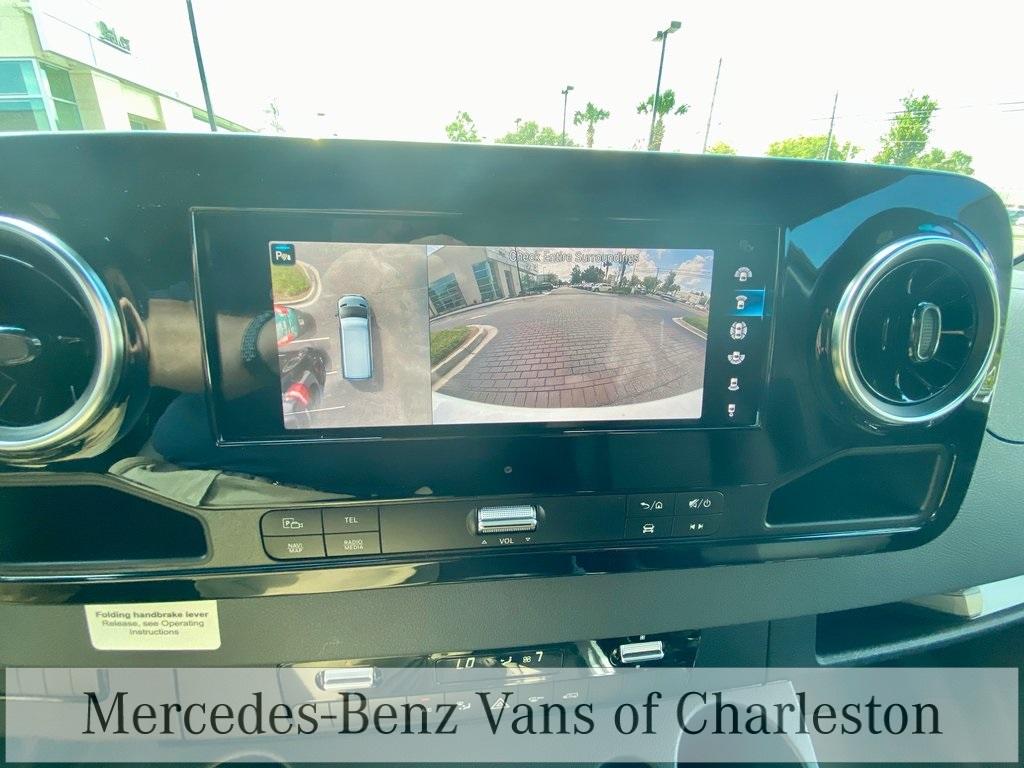 2020 Mercedes-Benz Sprinter 2500 4x4, Empty Cargo Van #MB10409 - photo 27