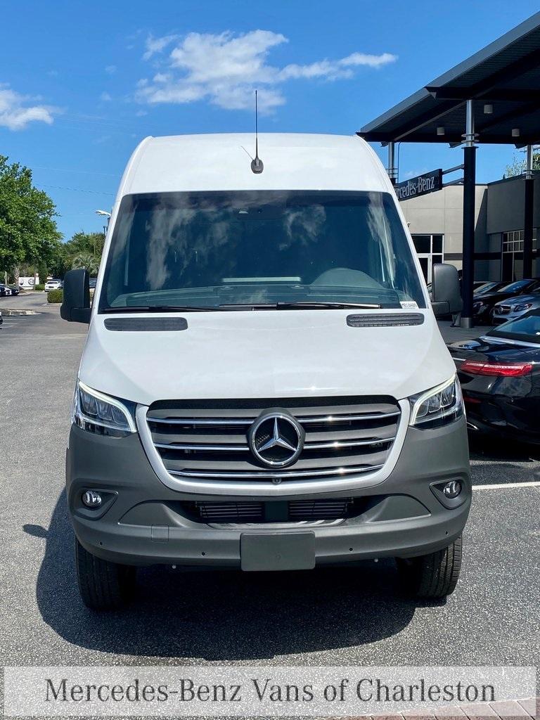 2020 Mercedes-Benz Sprinter 2500 4x4, Empty Cargo Van #MB10409 - photo 5