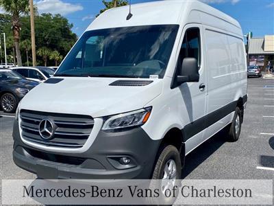 2020 Mercedes-Benz Sprinter 2500 4x4, Empty Cargo Van #MB10409 - photo 9