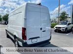 2020 Mercedes-Benz Sprinter 2500 4x4, Empty Cargo Van #MB10409 - photo 11