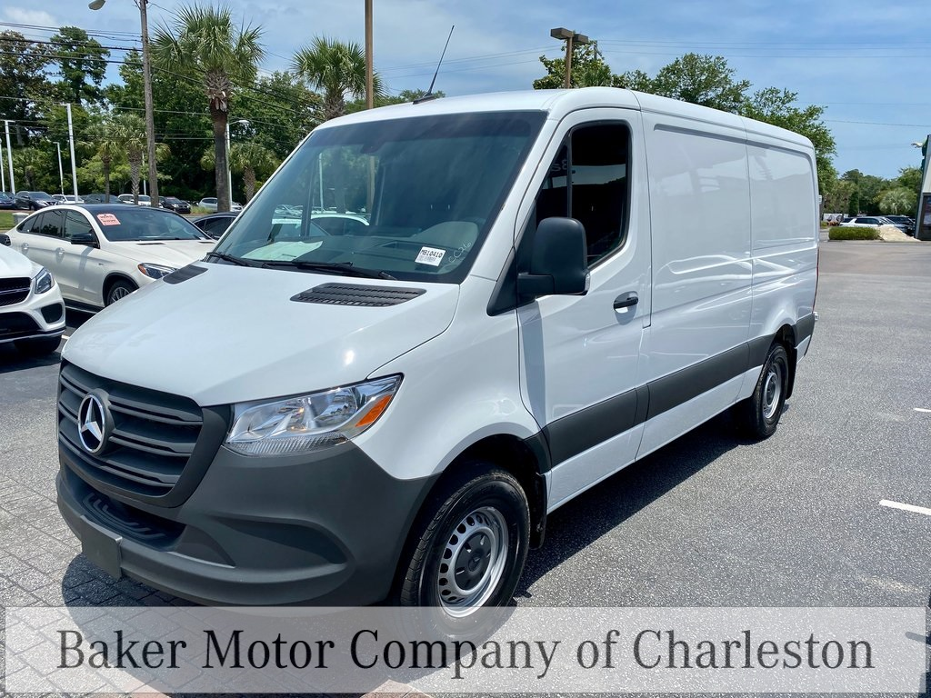 2020 Mercedes-Benz Sprinter 2500 4x2, Empty Cargo Van #MB10410 - photo 1