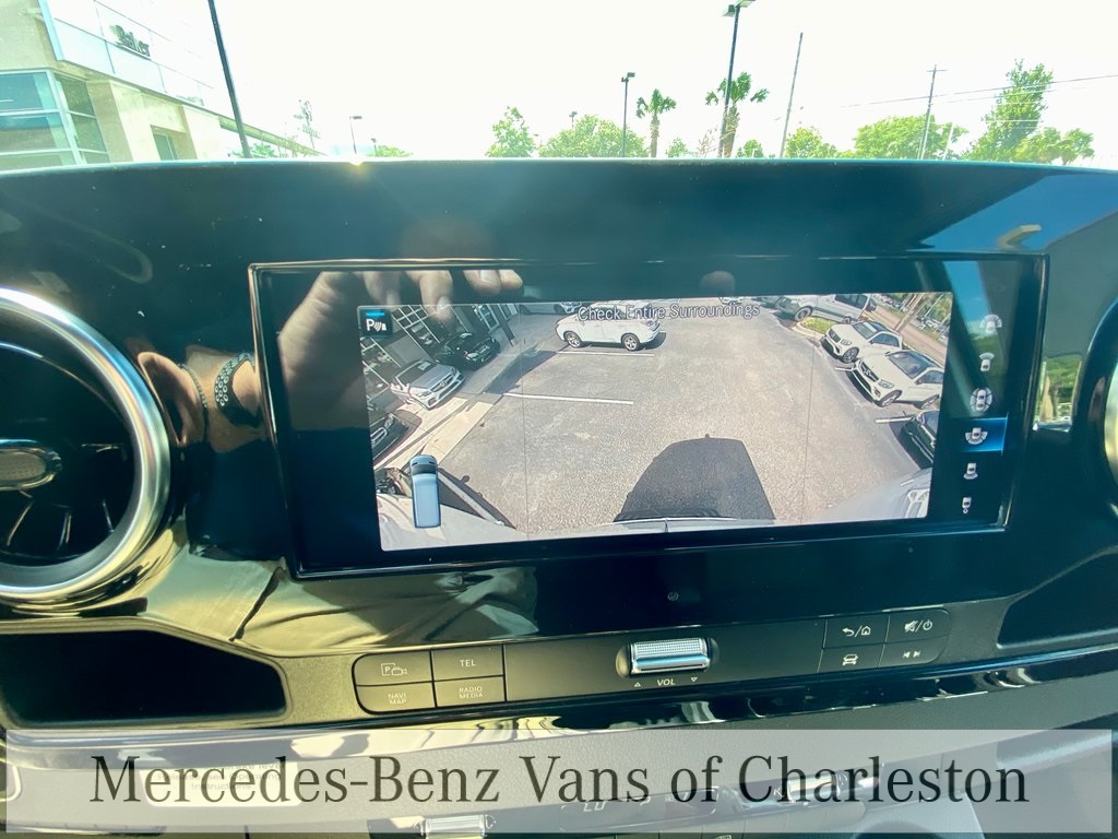 2020 Mercedes-Benz Sprinter 2500 4x4, Empty Cargo Van #MB10411 - photo 14