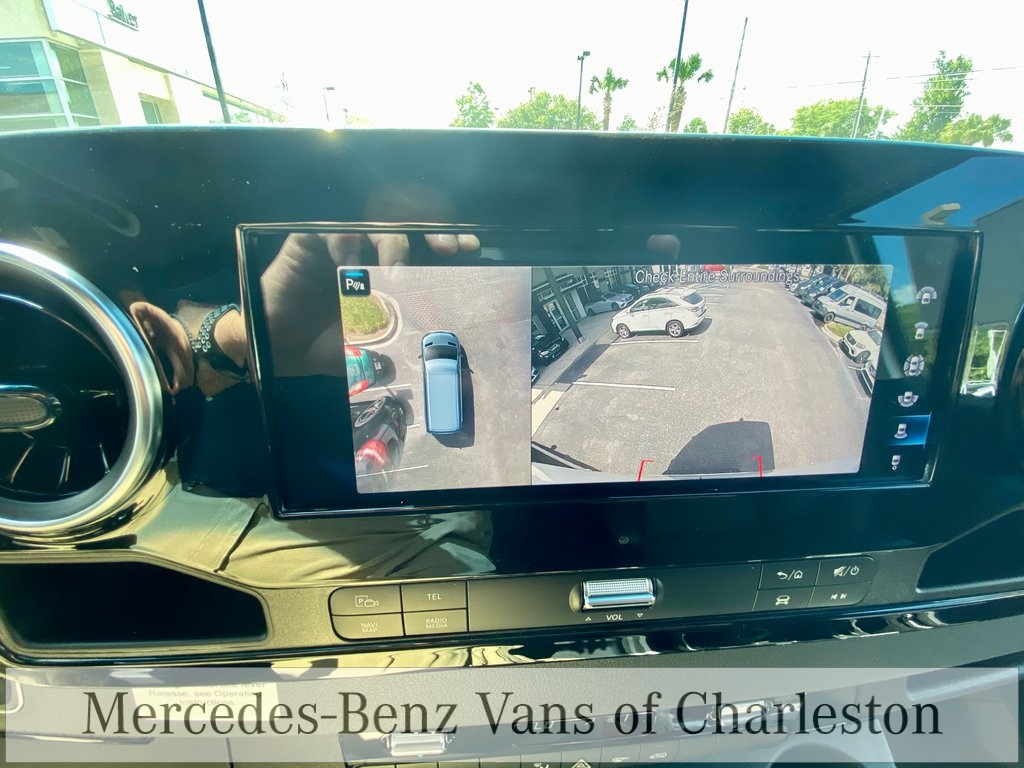 2020 Mercedes-Benz Sprinter 2500 4x4, Empty Cargo Van #MB10411 - photo 15