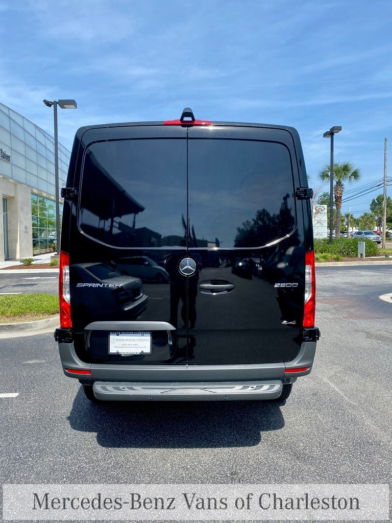 2020 Mercedes-Benz Sprinter 2500 4x4, Empty Cargo Van #MB10411 - photo 19