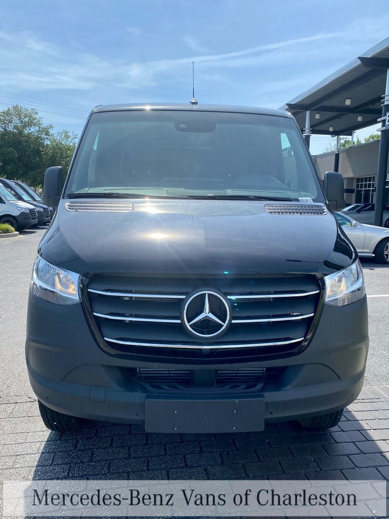 2020 Mercedes-Benz Sprinter 2500 4x4, Empty Cargo Van #MB10411 - photo 6