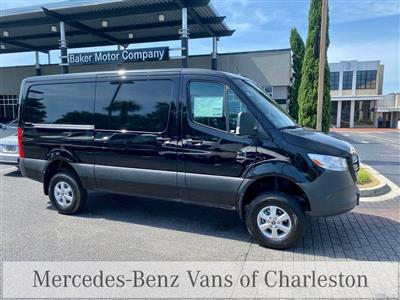 2020 Mercedes-Benz Sprinter 2500 4x4, Empty Cargo Van #MB10411 - photo 4