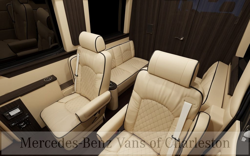 2020 Mercedes-Benz Sprinter 3500 4x2, Midwest Automotive Designs LUXE Cruiser Other/Specialty #MB10438 - photo 4