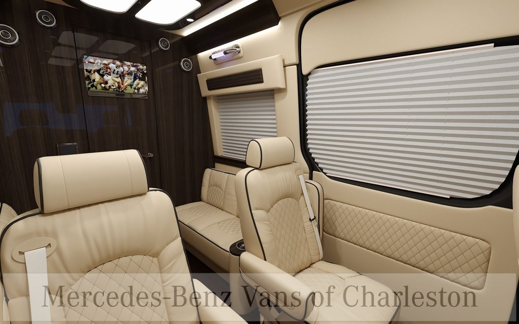 2020 Mercedes-Benz Sprinter 3500 4x2, Midwest Automotive Designs LUXE Cruiser Other/Specialty #MB10438 - photo 5