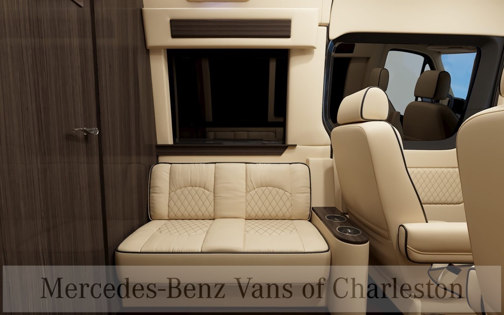 2020 Mercedes-Benz Sprinter 3500 4x2, Midwest Automotive Designs LUXE Cruiser Other/Specialty #MB10438 - photo 8