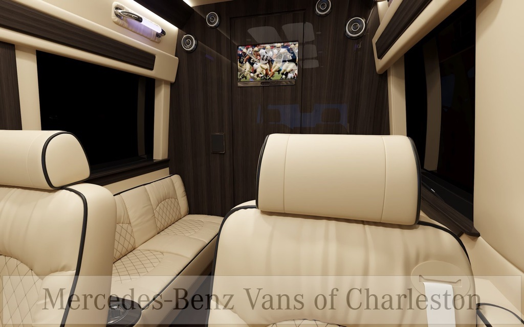 2020 Mercedes-Benz Sprinter 3500 4x2, Midwest Automotive Designs LUXE Cruiser Other/Specialty #MB10438 - photo 9