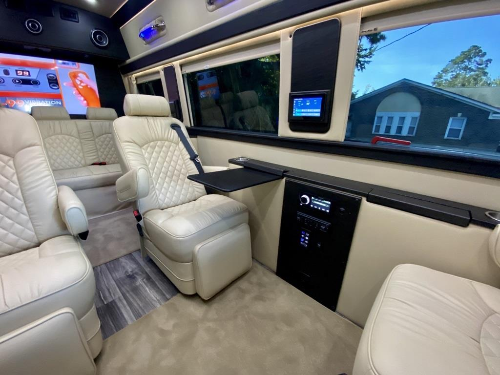 2020 Mercedes-Benz Sprinter 3500 High Roof 4x2, Midwest Automotive Designs Business Class Other/Specialty #MB10439 - photo 23