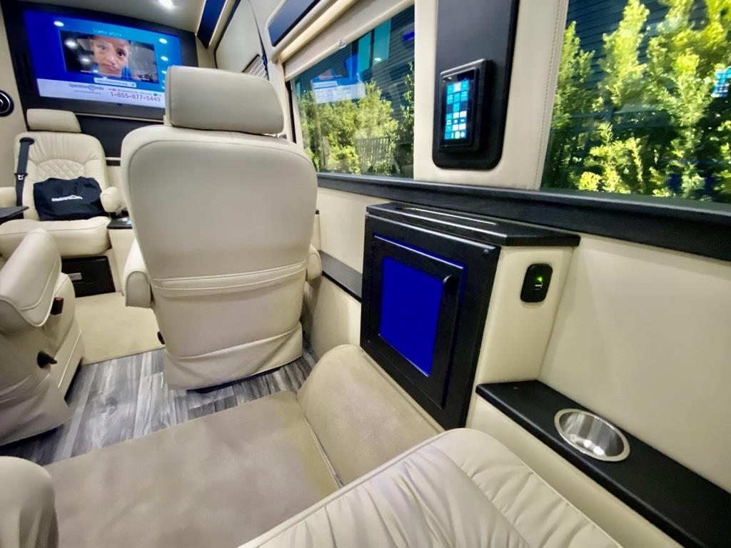 2020 Mercedes-Benz Sprinter 3500 High Roof 4x2, Midwest Automotive Designs Business Class Other/Specialty #MB10439 - photo 35