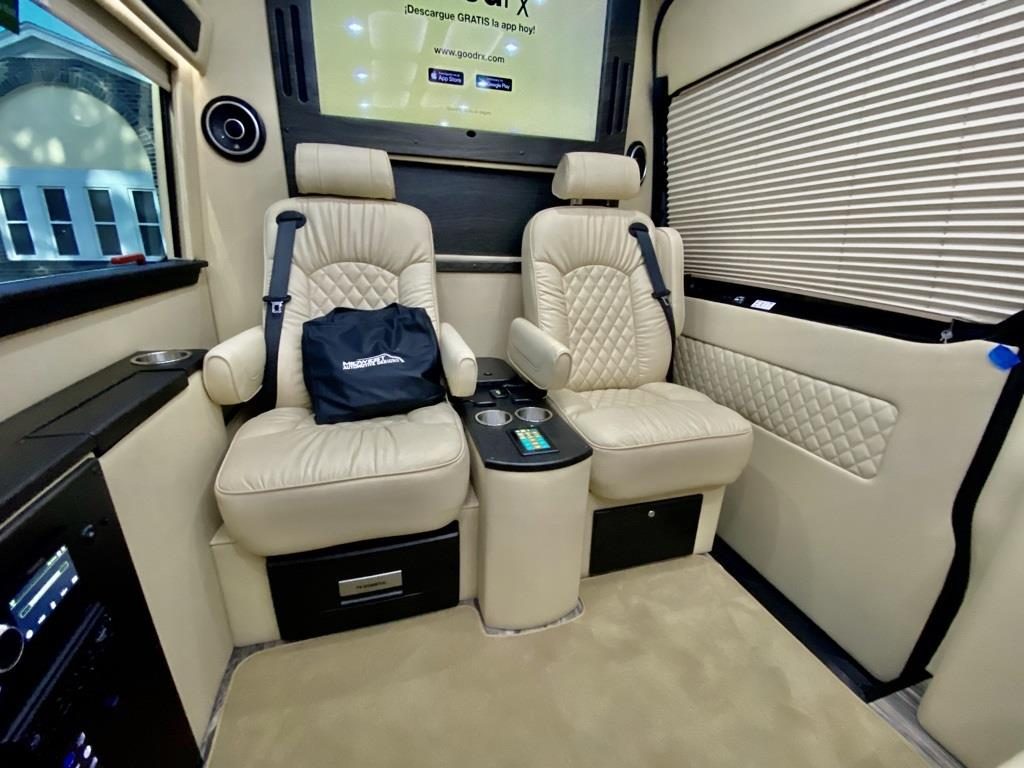 2020 Mercedes-Benz Sprinter 3500 High Roof 4x2, Midwest Automotive Designs Business Class Other/Specialty #MB10439 - photo 39